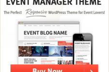 Photo of Event Manager Theme