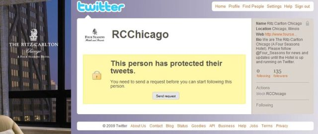 RCChicago Twitter Account
