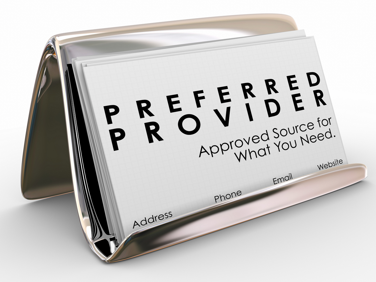 What Is In That Prefered Vendor Contract