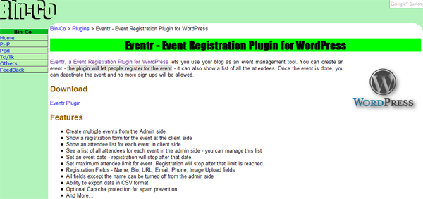 9 WordPress Event Plugins for Your Conference or Event Website