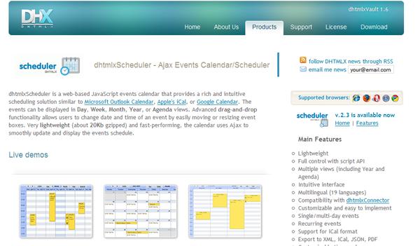 Events Calendar Scheduler for WordPress