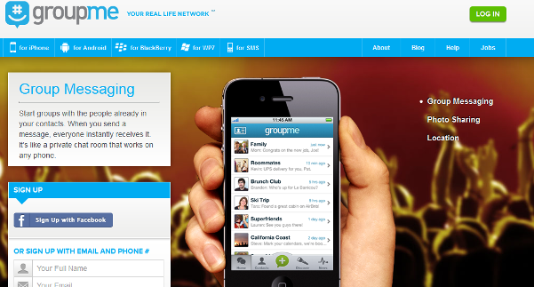 GroupMe is a Great Tool for Meeting and Event Planners