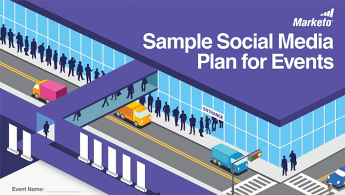 A Sample Social Media Plan For Events Plannerwire - Social media event plan template