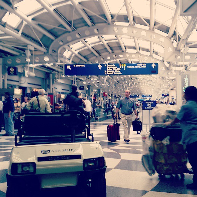 Love me some O'Hare...