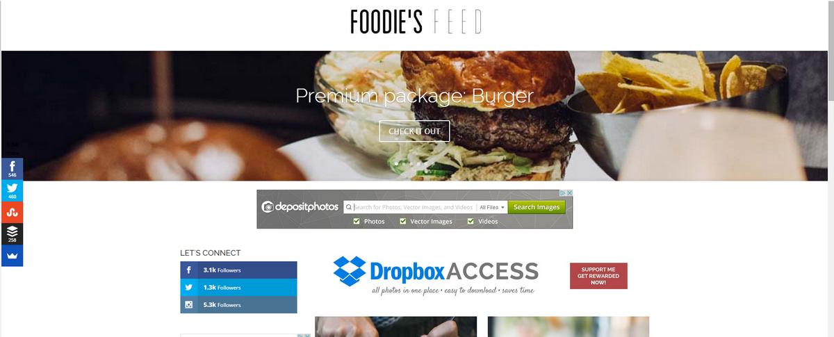 Foodies-Feed