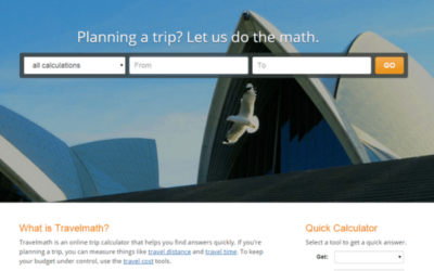 TravelMath is Great Tool for #EventProfs