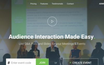Make Presentations Fun Again: How Sli.do Has Changed the Way We View Audience Participation