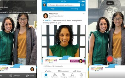 LinkedIn Launching GeoFilters for Conferences and Events